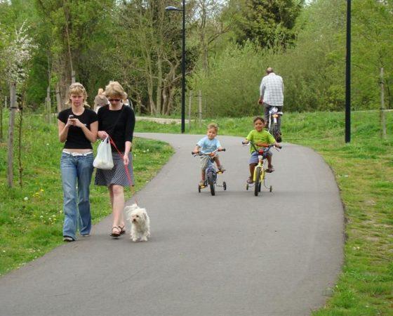 Overlast Sint-Laurentiuspark