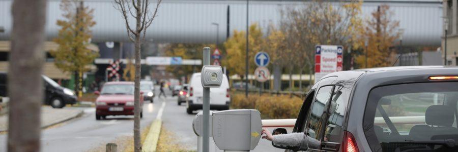 Parkeerdruk UZ Gent