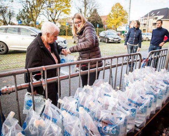Drinkwaterproblematiek Oostakker
