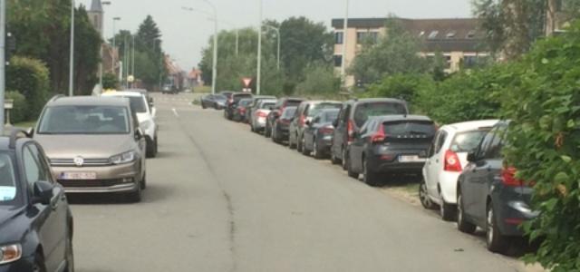 Parkeerproblematiek Brouwerijstraat Baarle-Drongen