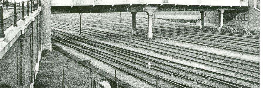 Geluidshinder treinen Mellestraat