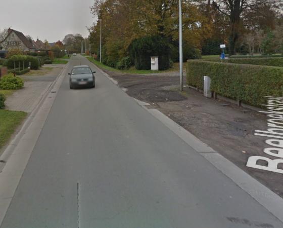 Verkeersveiligheid De Dreef-Beelbroeckstraat Oostakker