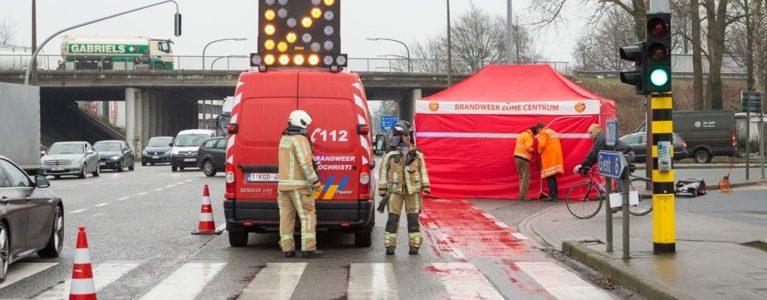 Betere afstelling van de verkeerslichten kruispunt Antwerpse Steenweg